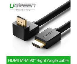 Ugreen HDMI-kabel met Hoek 1 Meter