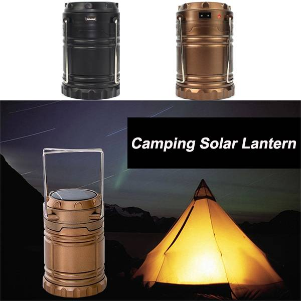 Camping Lamp Zonne-energie kopen? I Seoshop NL