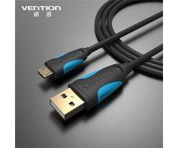 Vention Micro-USB naar USB Kabel