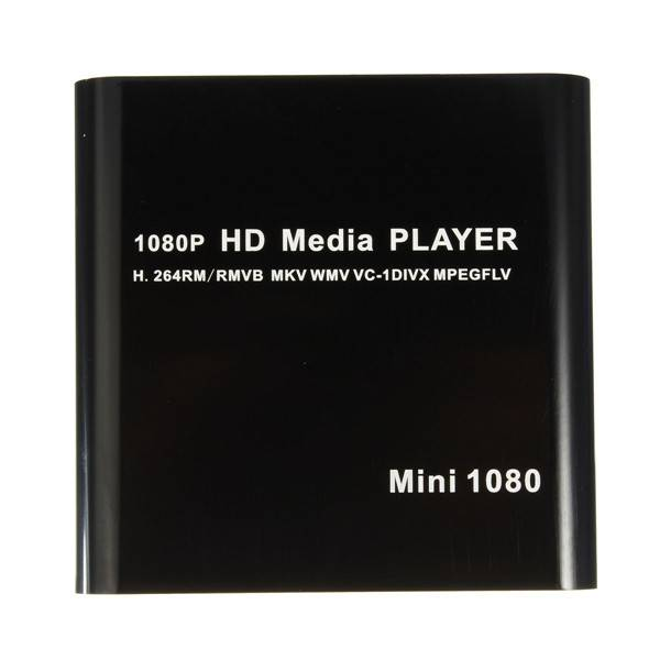 Mini USB-SD Media Player