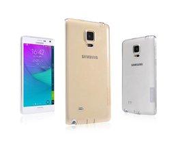 Doorzichtig Telefoonhoesje voor Samsung Galaxy