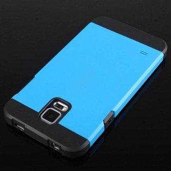 Beschermhoesje met Magnetische Flap voor de Samsung Galaxy i9600 S5