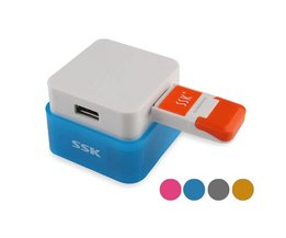 Micro USB 2.0- Hub