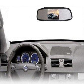 Spiegelmonitor Voor Je Auto