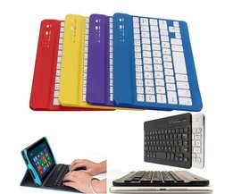 Aluminium Bluetooth Keyboard Mini