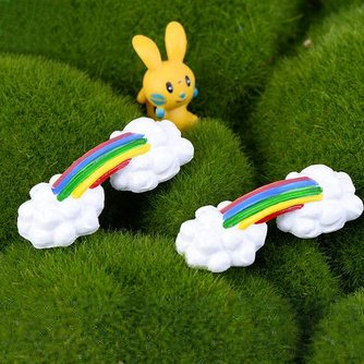 Miniatuur Regenboogbrug
