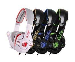 Sades Gaming Headphone SA-708