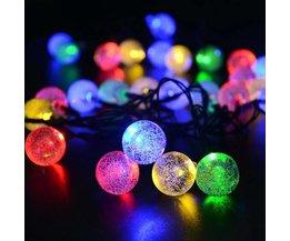 Waterdichte Solar LED lichtslinger
