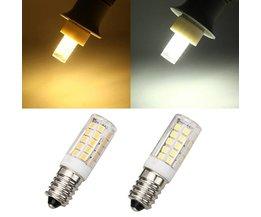 E14 G4 LED Lampen met Vermogen van 4W