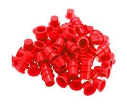 Plastic Potjes Wegwerp Tattoo 100Stuks