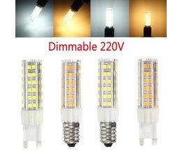 LED E14 Of G9 Lamp