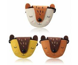 Mini handtas met Vos Design