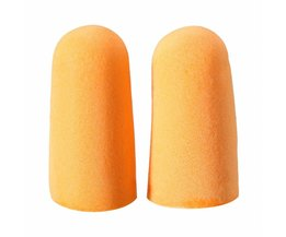 10 paar Foam Soft Oordopjes Ruisonderdrukking Oordopjes Zwemmen Beschermende Oorbeschermers Oor Protector Safurance