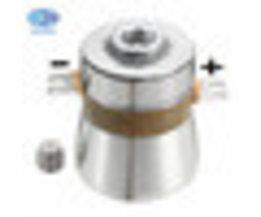 60 W 40 KHz Hoge Omzettingsrendement Ultrasone Piëzo Transducer Cleaner Hoge prestaties Akoestische Componenten MyXL