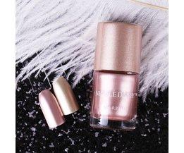 NICOLE DAGBOEK Rose Gold Metallic Nagellak Spiegel Effect Shiny Metalen Kleur Kwaliteit Kleur Vernis NICOLE DIARY