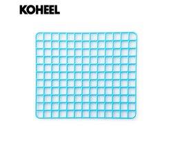 Kleurrijke Box Afvoer Pad Kast Gootsteen Pad Droog Pad Water Desktop Ventilatie En Warmte-isolatie Pad KOHEEL