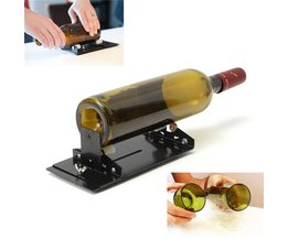 Glazen Fles Cutter Machine Snijgereedschap Kit Diy Craft Cut Wijn Jar Bier Recycle YKPuii