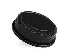 Lenskap Voor Sony NEX-7, NEX-5, NEX-3 en VG10