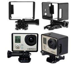 Behuizing voor GoPro Hero 4, 3+ & 3