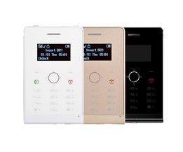 SOYES H1 Ultra Dunne Pocket Telefoon