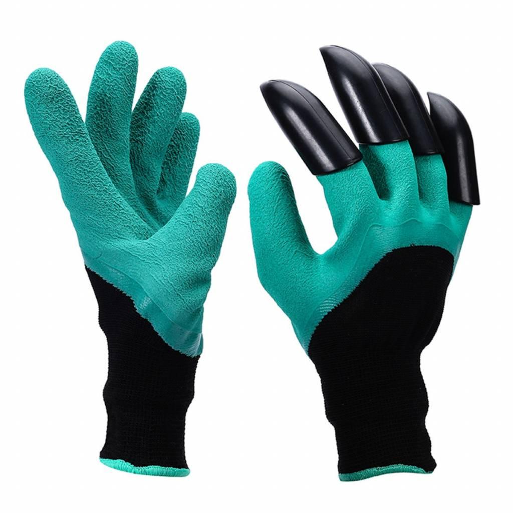 Veiligheid Handschoenen Tuin Handschoenen Rubber TPR 1 Paar Thermo Plastic Bouwers Werk ABS Plastic