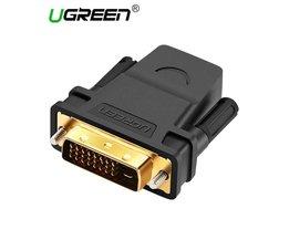 HDMI naar 24 + 1 Adapter Vrouw naar Man 1080 P HDTV Converter voor PC PS3 Projector TV doos Ugreen