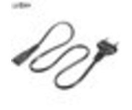 0.6 M Korte C7 Om EU Europese 2-Pin Plug Power Kabel Cord AC Voeding Adapter Figuur 8 C7 Achtervoegsel Notebook Computer Lamp LEORY