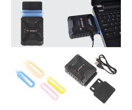 Mini Stofzuiger USB Laptop Cooler Air Extraheren Uitlaat Koelventilator CPU Koeler Voor Notebook P4PM MyXL