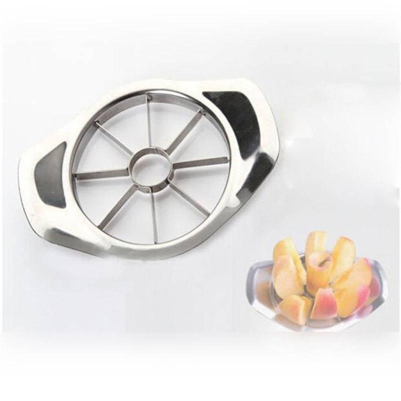 1 STKS Rvs Apple Slicer Fruit Groente Gereedschap Keuken Accessoires KECTTIO