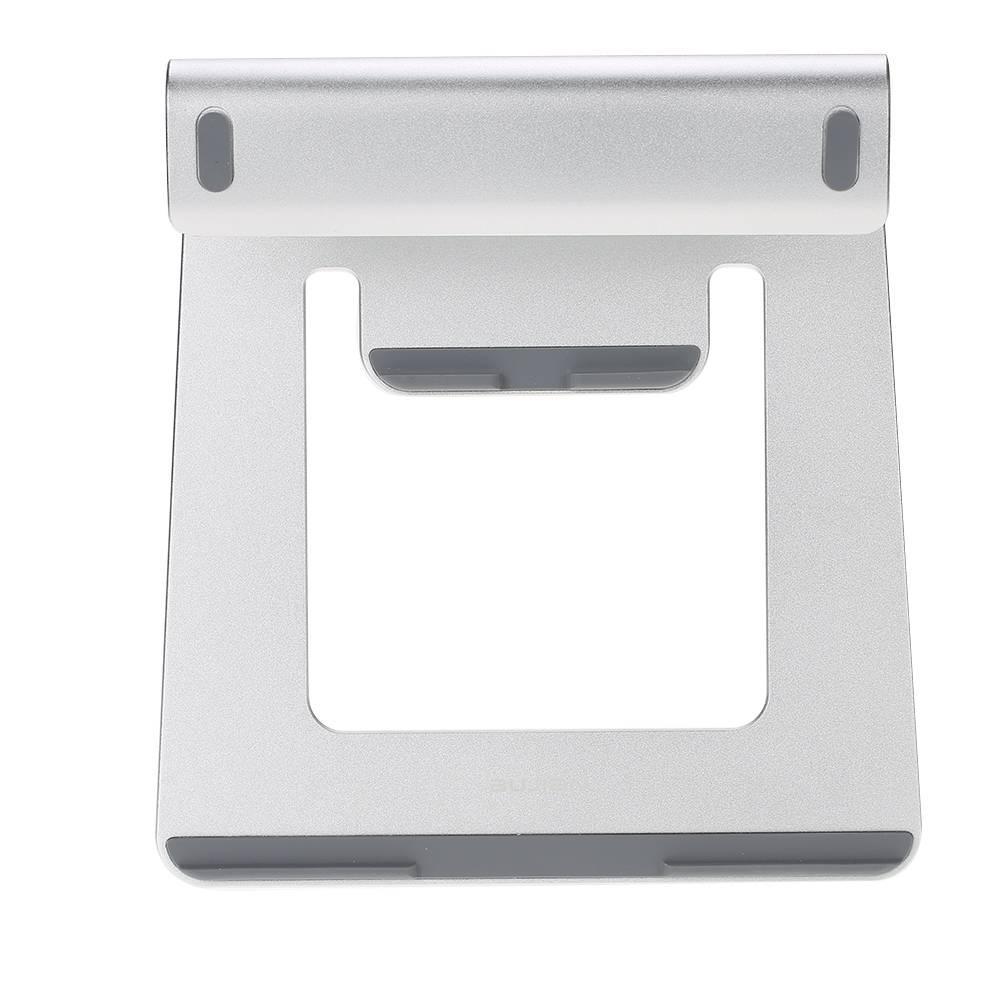 aluminium laptop stand bureau dock houder beugel koeler. Black Bedroom Furniture Sets. Home Design Ideas