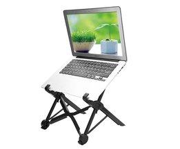 Opvouwbare Laptop Stand Tafel Verstelbare Hoogte Lapdesk Voor Notebook Laptops NEXSTAND