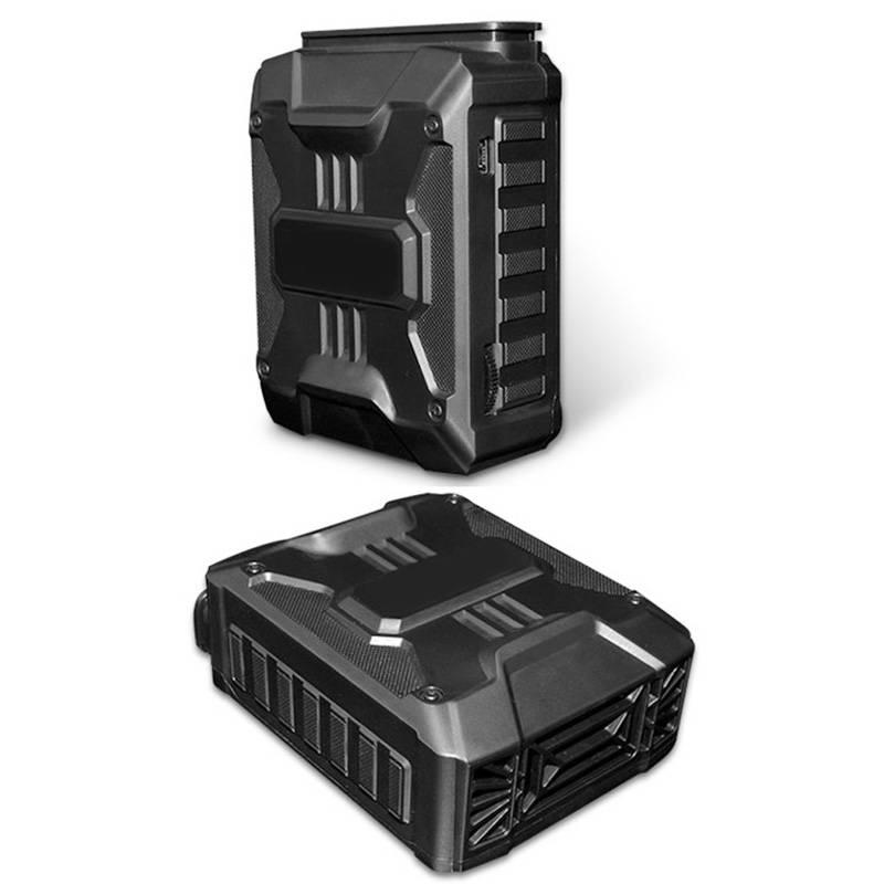Promotie Mini Cooling Ventilator Vacuüm USB Luchtkoeler Extraheren Extractor CPU Cooler Voor Noteboo