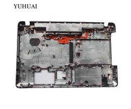 Laptop Bottom case Voor Acer Aspire E1-571 E1-571G E1-521 E1-531 E1-531G E1-521G Base Cover AP0HJ000A00 AP0NN000100 <br />  SILVER LINK