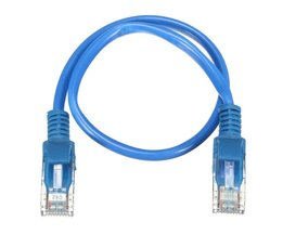 20 cm RJ45 Kabel CAT 5 Mannelijk naar Kabel Computer Netwerk LAN Ethernet Internet Draad Cord Patch Lead Crystal Hoofd Korte Kabel <br />  LEORY