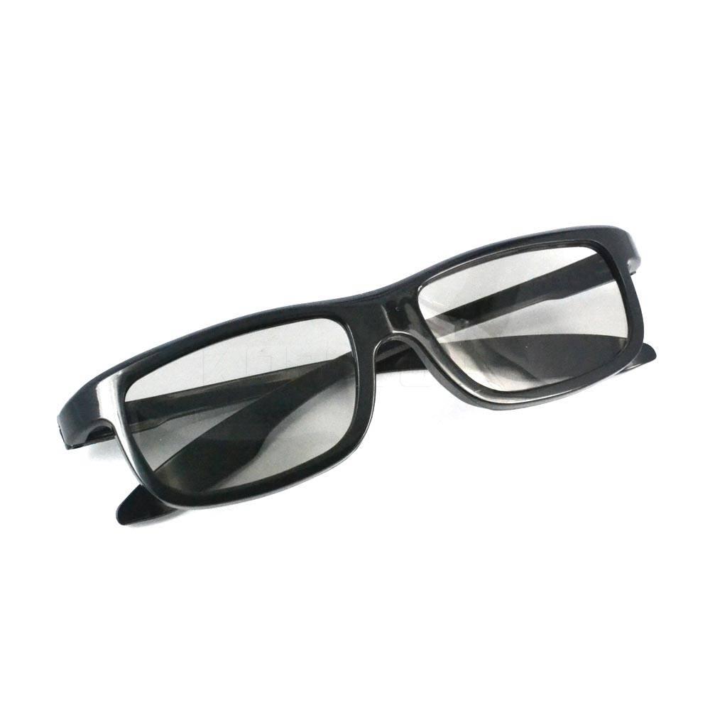 Kebidumei 3 stks-partij Licht Gewicht Passieve 3D Zonnebril Bril voor LG voor Sony voor Samsung Dime
