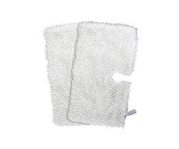 2 Pak Vervanging Reinigen Microfiber Pads voor Shark Pocket Steam Mop S3550 S3501 S3601 S3901 <br />  MyXL