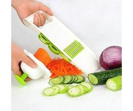 Multi Mandoline Groentesnijder &amp; Rasp Keuken Set-Dicer Slicer Aardappel Wortel Dicer Salade Maker Assistent <br />  LINSBAYWU