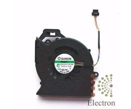 Gloedcpu koelventilator 5 v 0.4a voor hp dv7-6000 dv6-6000 dv6-6100 dv6-6200 laptop cpu fan ad6505hx-eeb 653627-001 ksb0505hb <br />  RZCONNE