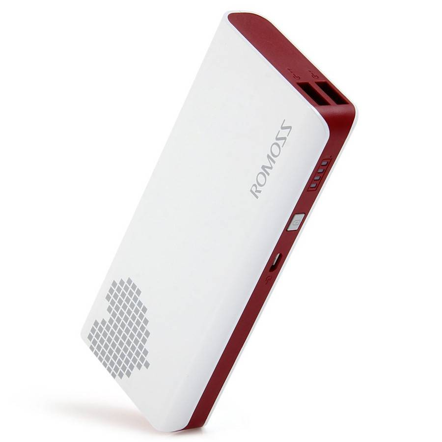 10400 mah romoss pover sense 4 draagbare oplader externe accu power bank snelle opladen voor iphone