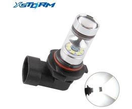 9006 HB4 Led-lampen Mistlichten Rijden Lamp DRL Dag Runnight Lichten Auto Lichtbron parking 1250LM 12 V-24 V 6000 K auto wit <br />  XSTORM