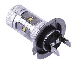 2 Stks H7 Led-lampen Driving 5 Cree Chips Dagrijverlichting licht Mistlampen 12 V parking lichtbron auto lampen DRL D030 <br />  S&amp;D