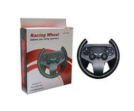 Voor ps4 gaming racing stuurwiel voor ps4 game controller voor sony playstation 4 auto stuurwiel rijden gaming handvat <br />  Yoteen