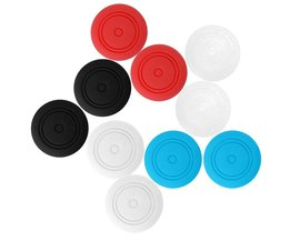 5 pairs/10 stks Zachte Siliconen Thumb Stick Grip Cap Case Cover voor Links Rechts Nintend Schakelaar Vreugde-Con NS NX Controller <br />  Bevigac