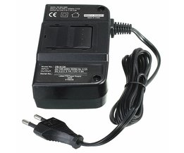 EU Plug Lader AC/DC Adapter Voeding Oplader Voor Nintendo 64 voor N64 Zwart <br />  ShirLin