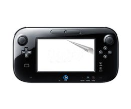 Voor Nintend Wii U Clear Anti Scratch LCD Screen Protector Film Voor Nintend WiiU Joypad Scherm Beschermhoes <br />  TECTINTER