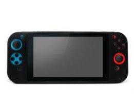 Draagbare Beschermende Zachte Case voor Nintend Schakelaar Waterdicht Gamepad beschermhoes voor Nintend Switch Console Cover + HD FILM <br />  Voglove