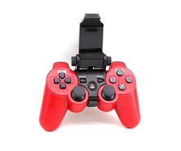 Telefoon Klem Beugel Stand voor Sony Playstation Dualshock 3 PS3 Gamepad Controller iphone Samsung Xiaomi Hand Clip Houder <br />  KomoKe