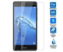 Voor Huawei Nova Smart Gehard Glas 9 H Beschermfolie explosieveilige Screen Protector voor Huawei Nova Smart 5&quot; <br />  ShuiCaoRen
