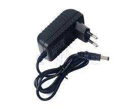 EU Plug Adapter AC 100-240 V Naar DC 12 V 2A Voeding Voor 3528 5050 Strip LED HG2816 <br />  MLLSE