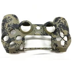 Vervanging Case Skin Voor + back Shell Behuizing Cover voor Sony PlayStation 4 PS4 DualShock 4 Controller Camouflage<br />  MyXL